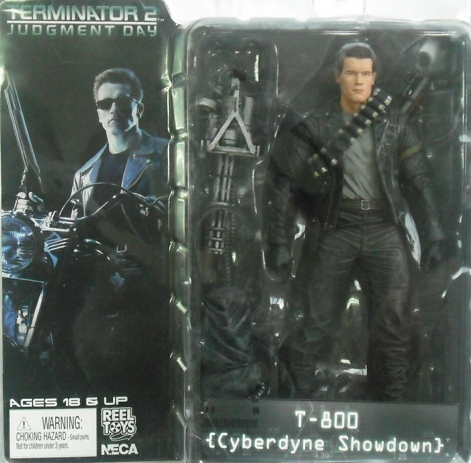 TA347 ターミネーター2 シリーズ2 T-800 Cyberdyne Showdown