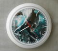 CK004 バットマン ポートレート壁掛け時計