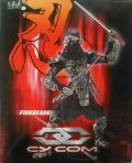 TA406 絶版品 BBI サイコム ブラック 忍者 ファイアプレイド