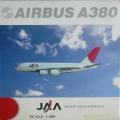 1/400 日本アジア航空(JAA) エアバス A380/MAGIC MODEL