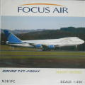 1/400 フォーカスエア(FOCUS AIR)B747-200SF/MAGIC models