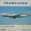1/400 トランスアエロ航空(TRANS AERO)B747-200/MAGIC