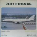 1/400 エールフランス航空(AIR FRANCE)B747-121/MAGIC MODEL