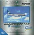1/400 アエロメヒコ航空(Gemini JetsII AEROMEXICO)B737-700/BOEING