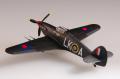 1/72 ハリケーンMKII 87sqn 飛行隊長 1940〜1941/EASY MODEL