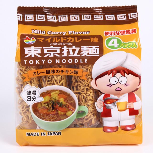 東京拉麺マイルドカレー