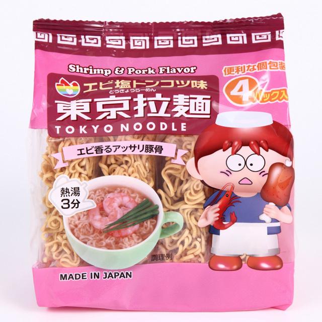 東京拉麺エビ塩トンコツ