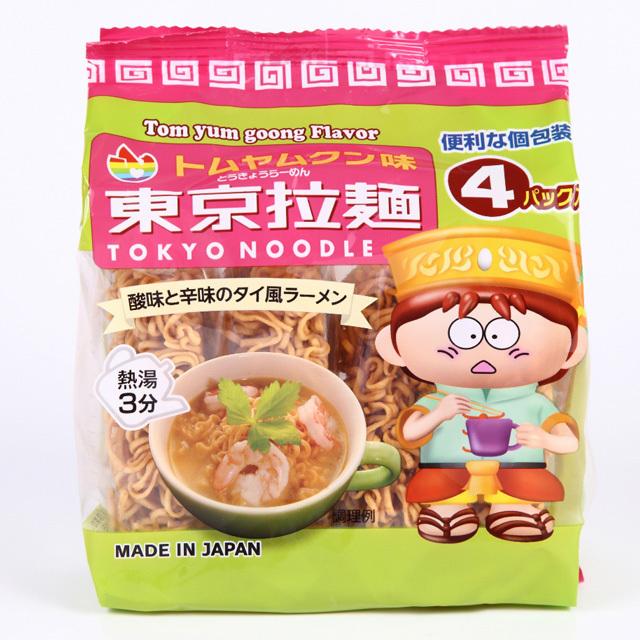 東京拉麺トムヤムクン