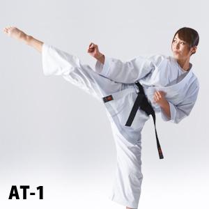 AT-1 組手・形兼用空手衣、中厚
