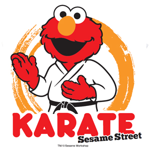 SESAME STREET × KARATE Tシャツ