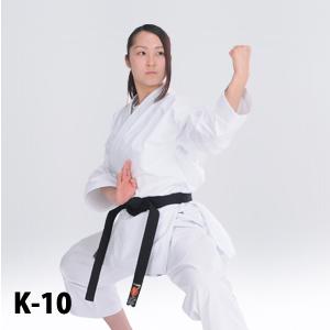 K-10 形用空手衣、厚手、10号帆布