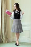 JIOE(ジョア) 61460 ジャンパースカート