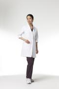 CHITOSE(チトセ) MZ-0024 ドクターコート(女性用七分袖)