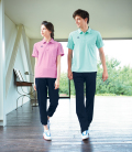 le coq sportif(ルコックスポルティフ) UZL3043 ニットシャツ(男女兼用)