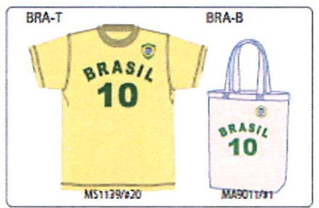 BONMAX(ボンマックス) BRAT-20 メランジTシャツ&トートバックセット