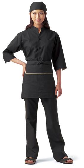 arbe(アルベ) BS-7641 シャツ(七分袖)男女兼用