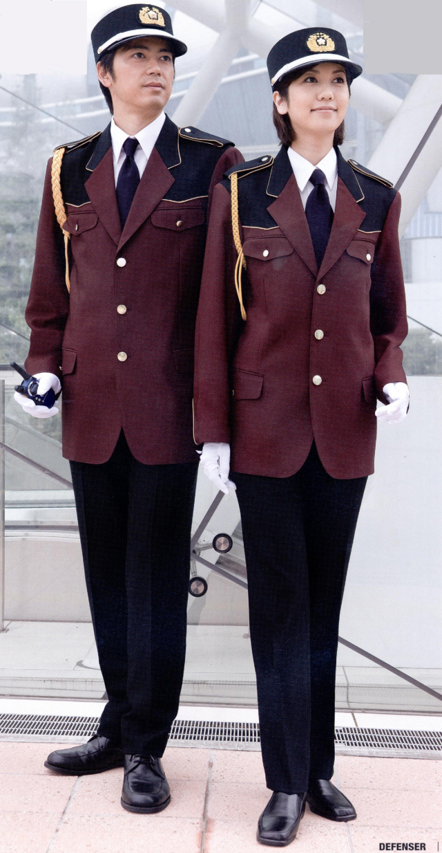 DEFENSER(興和商事) G132 ジャケット(男女兼用)