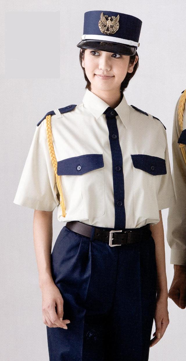 DEFENSER(興和商事) G205 半袖シャツ(男女兼用)