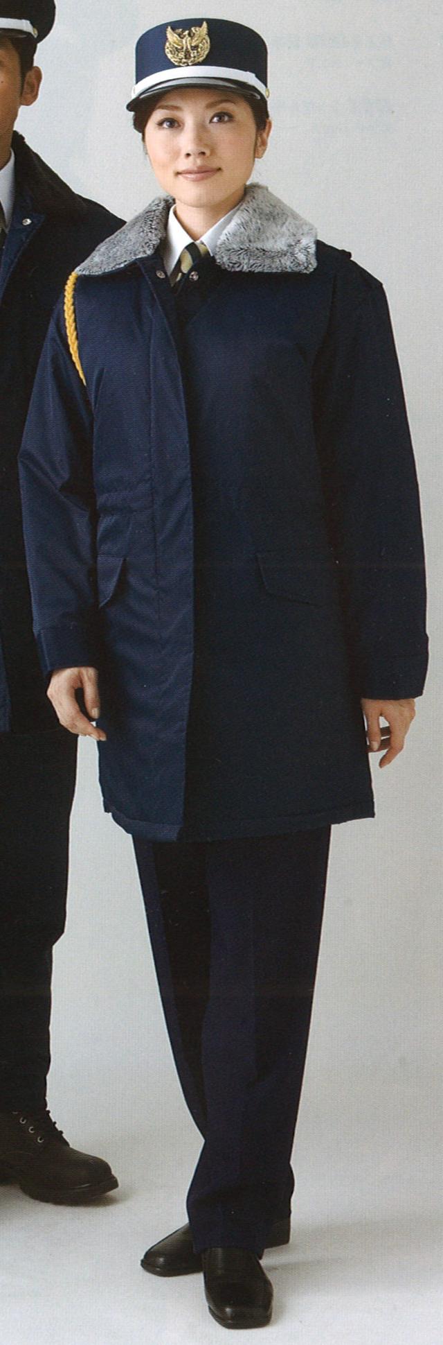 DEFENSER(興和商事) G5801 レディース防寒コート