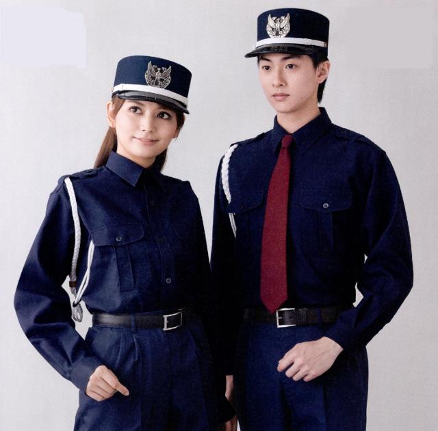 DEFENSER(興和商事) G605 長袖シャツ(男女兼用)