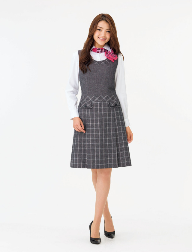 BONMAX(ボンマックス) LO5103 ジャンパースカート