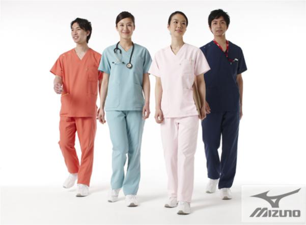 CHITOSE(チトセ) MZ-0018 スクラブ(男女兼用)