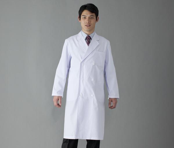FOLK(フォーク) 1519A 男性用診察衣ダブル