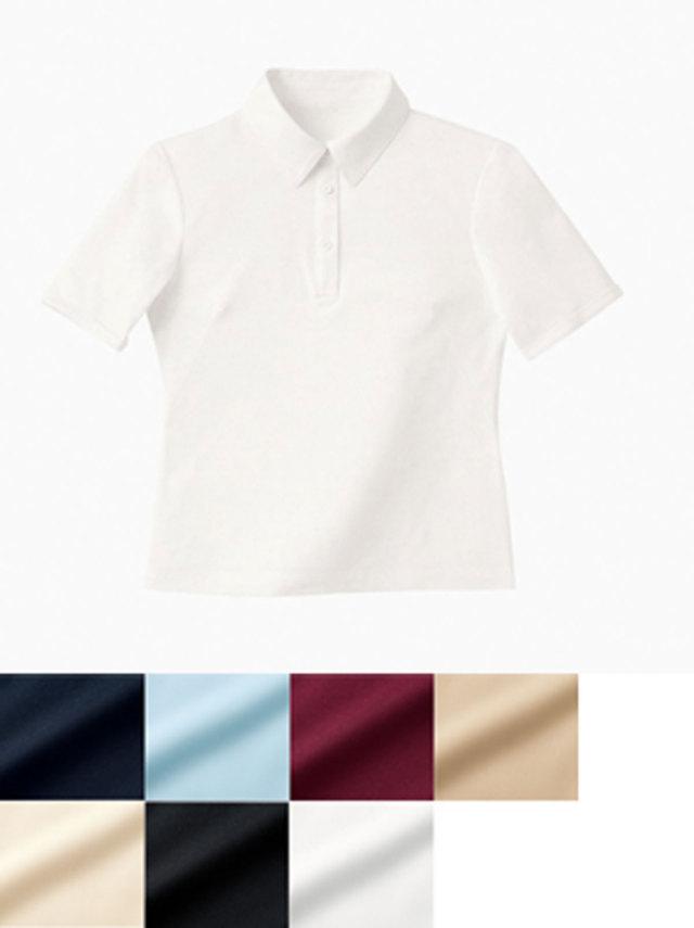 Hanectone(ハネクトーン) WP301 半袖きれいポロ
