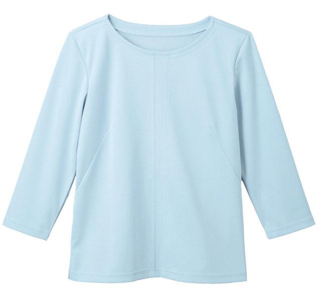Hanectone(ハネクトーン) WP360 七分袖タックTシャツ