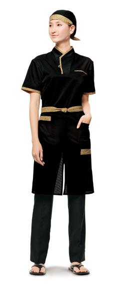 arbe(アルベ) AS-7631 シャツ(半袖)男女兼用