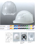 Shinwa(進和化学) SS-01型 ヘルメット(ハッポウ入り)