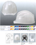 Shinwa(進和化学) SS-02型ヘルメット(ハッポウ入り)