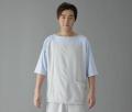 FOLK(フォーク) 7007SK 検診衣(胸部2重前開き型)