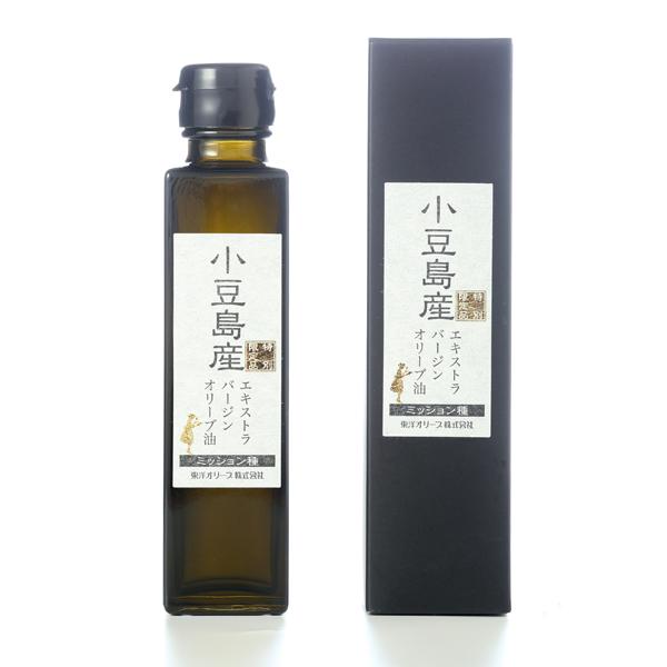 小豆島産エキストラバージンオリーブオイル(ミッション種)136g