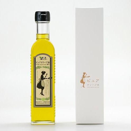 ピュアオリーブ油[極み] 273g