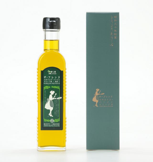 ザ・ブレンドエキストラバージンオリーブ油[和み] 273g