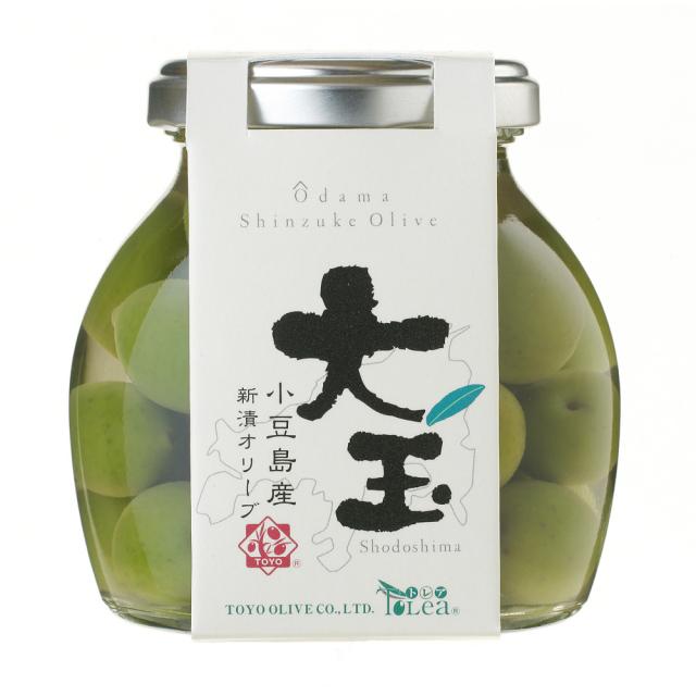トレア(大玉)新漬けオリーブ85g
