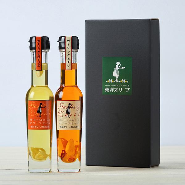 ガーリックオイルセット2本入り [F-18]