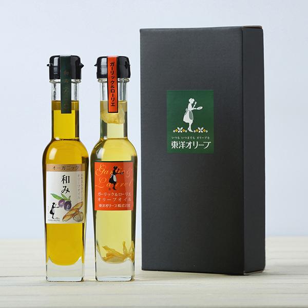 和み・ガーリックオイルセット [F-19]