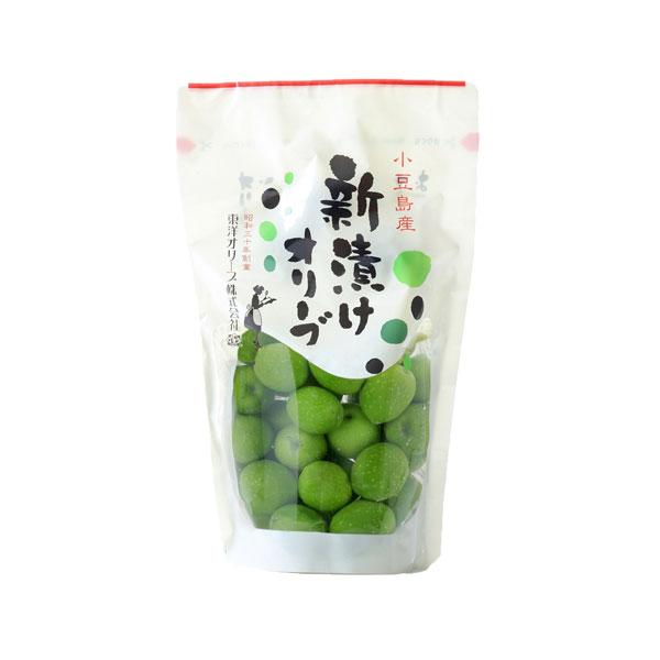 【季節数量限定】小豆島産 新漬けオリーブ80g ※賞味期限3月上旬