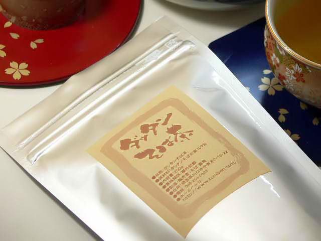 ダッタンそば茶セット