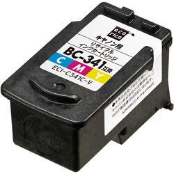 BC-341 3色カラー リサイクルインク