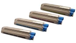 TC-C4D2 4色セット リサイクルトナー【送料無料・1年間品質保証】