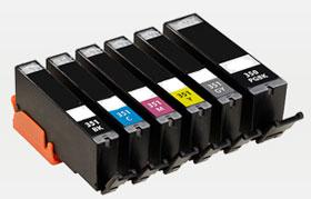 【メール便可】インクタンク BCI-351XL(BK/C/M/Y/GY)+ BCI-350XL マルチパック(大容量)