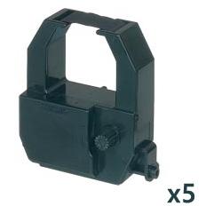 CE316350 カセットリボン 黒 汎用品(新品・ノーブランド)<5個入>