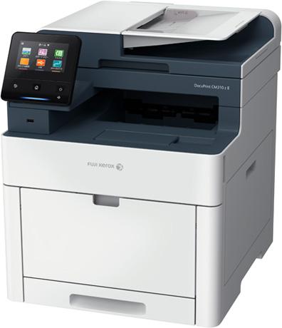 FUJI XEROX A4カラープリンター DocuPrint CM310 z II 純正<数量限定>