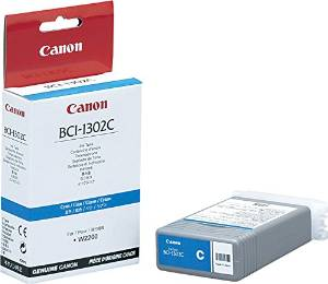 Canon インクタンク シアン BCI-1302 C 純正