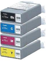 Canon インクタンク BCI-1302(BK/C/M/Y) 純正 <4色入>