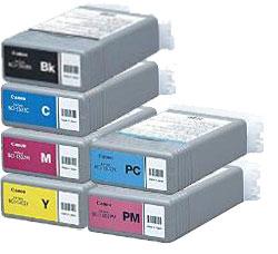 Canon インクタンク BCI-1302(BK/C/M/Y/PC/PM) 純正 <6色入>