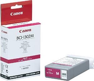 Canon インクタンク マゼンタ BCI-1302 M 純正